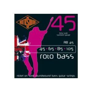 Струны для бас-гитары Rotosound RB 45 Roto bass
