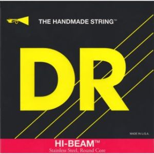 Струны для бас-гитары DR MR-45 Hi-Beam Staliness Steel