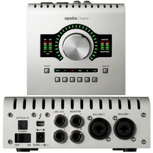 best-thunderbolt-interface-UA-Apollo-Twin