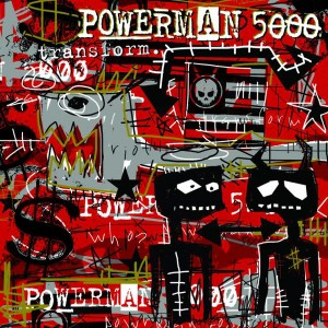 powerman-5000-transform-album-cover