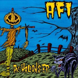 afi-all-hallows-ep-album-cover