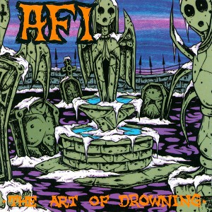 afi-the-art-of-drowning-album-cover