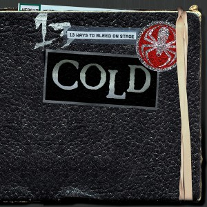cold-13-ways-to-bleed-on-stage-album-cover