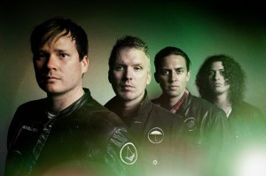 Angels & Airwaves - band picture - 2011