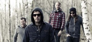 Blindside - band picture - 2011