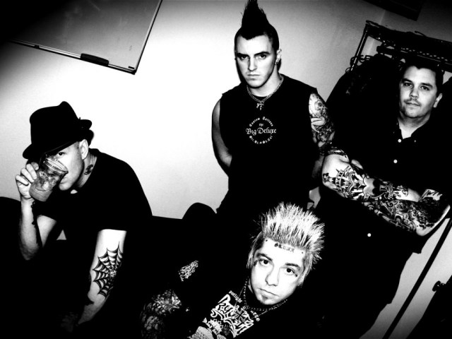 Rancid - band picture