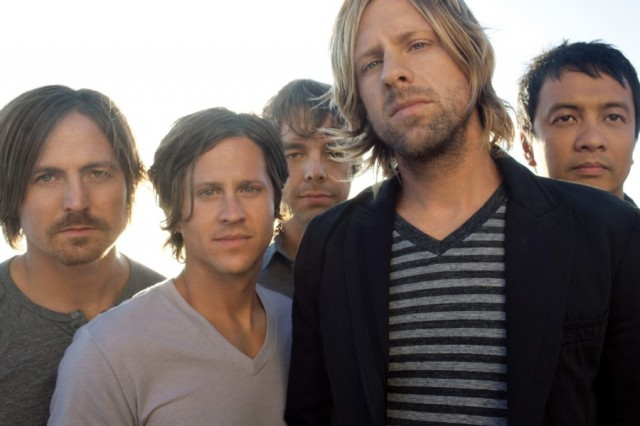 Switchfoot - band picture - 2011