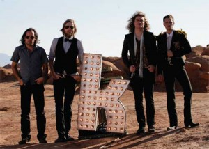 The Killers - band picture - 2010