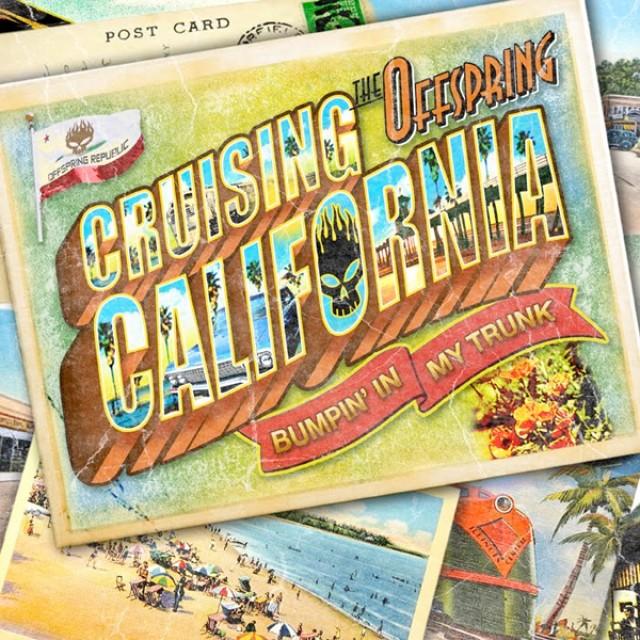 the-offspring-cruising-california-single-cover