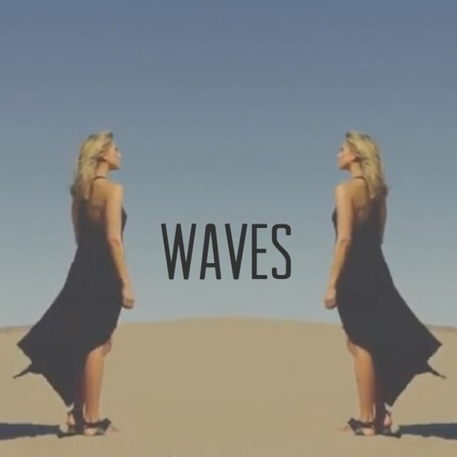 blondfire-waves-single