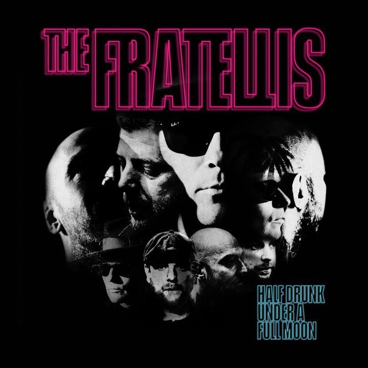 The Fratellis Half Drunk Under a Full Moon 2021 Music Trajectory