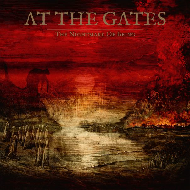 At The Gates The Nightmare of Being 2021 Music Trajectory