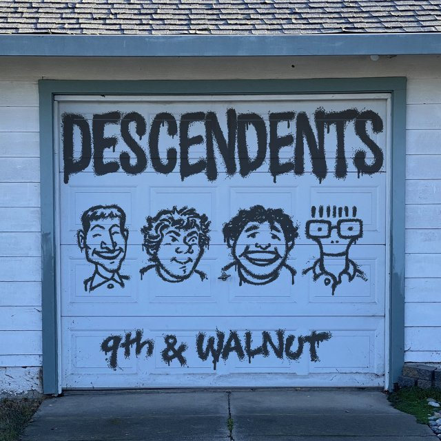 Descendents 9th and Walnut 2021 Music Trajectory