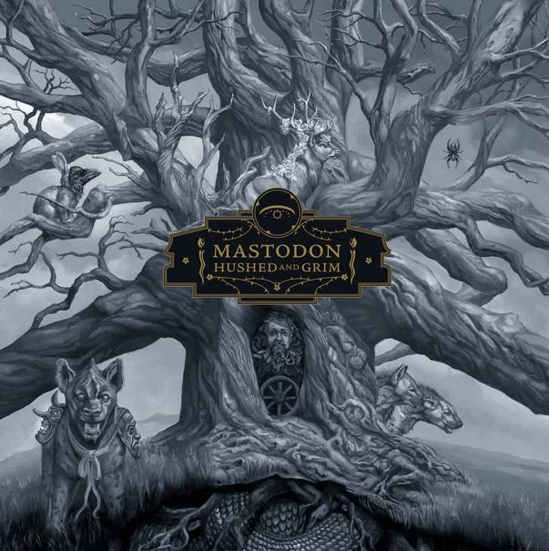 Mastodon Hushed and Grim 2021 Album Trajectory
