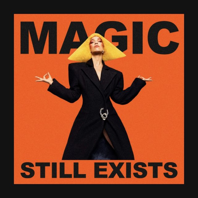 Album of the Week for week of 10:24:2021 Agnes Magic Still Exists