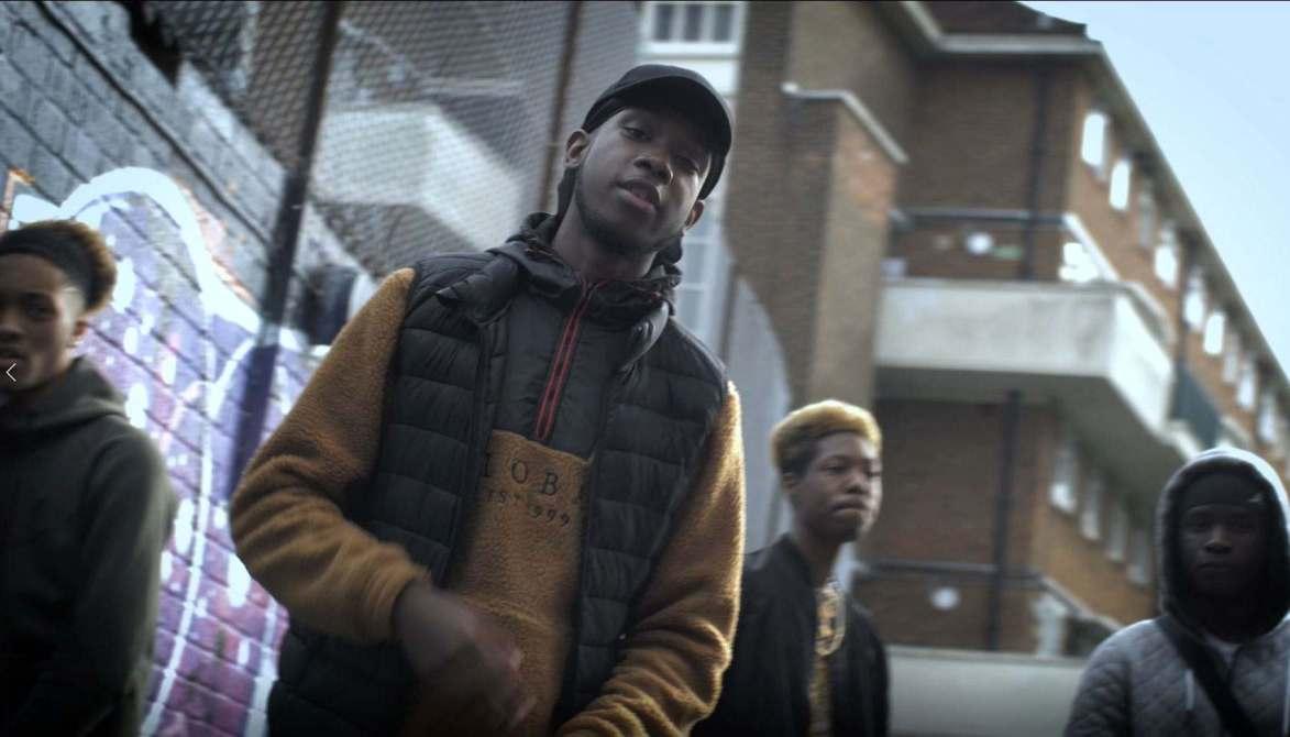 Urban Rap Video
