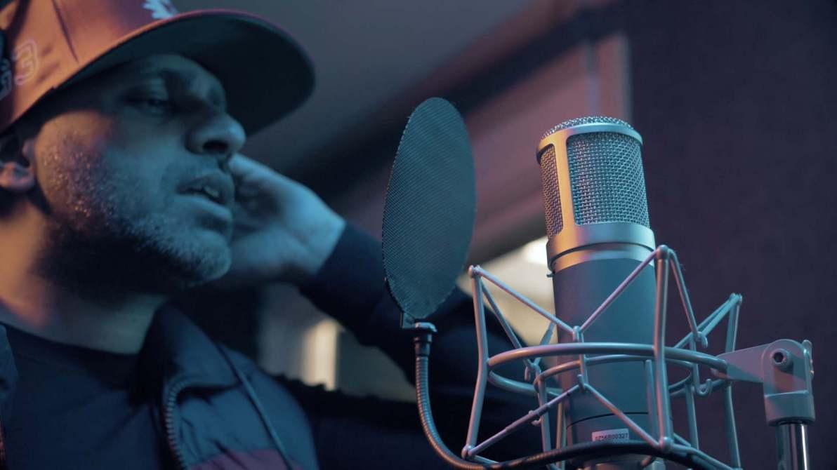 Hip Hop Studio Video