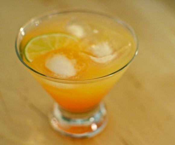 Pomegranate Cocktail