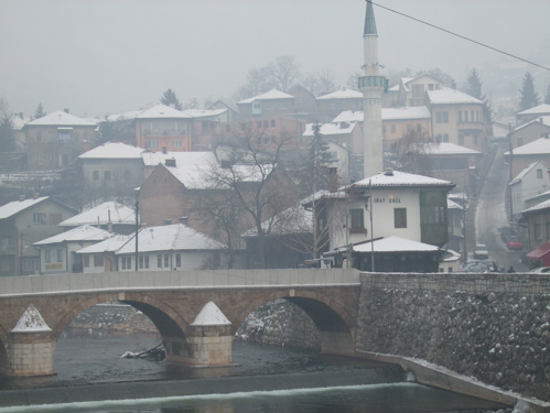 view toAlifakovac