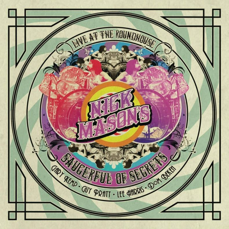 Nick Mason's Saucerful of Secrets - Live at the Roundhouse (Vinyl Record)    MusicZone   Vinyl Records Cork   Vinyl Records Ireland