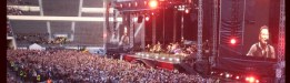 Bruce Springsteen & The E Street Band @ Olympiastadion, Helsinki 31.7.2012