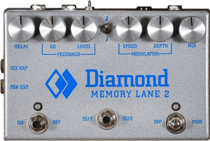 Diamond Pedals Memory Lane 2