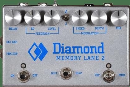Diamond Pedals Memory Lane 2
