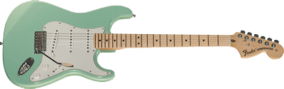 Fender American Special Stratocaster MN SFG 011-5602-357