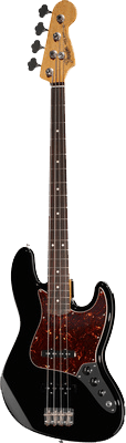 Fender 60's Classic Jazz Bass Black 013-1800-306