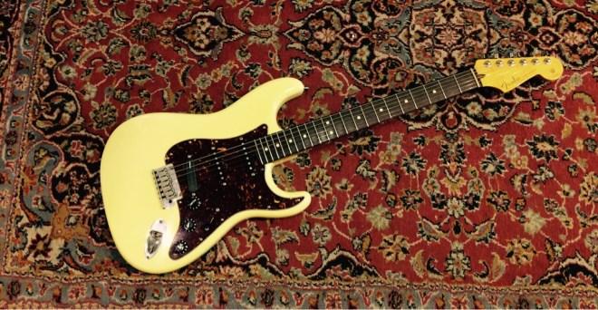 Fender Custom Shop Deluxe Strat