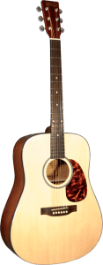 Kirkland Westerngitarre Modell 22 massiv