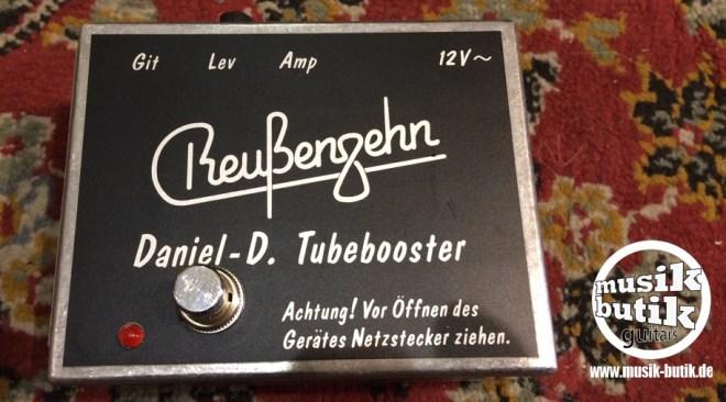 Reußenzehn Daniel-D. Tubebooster 1
