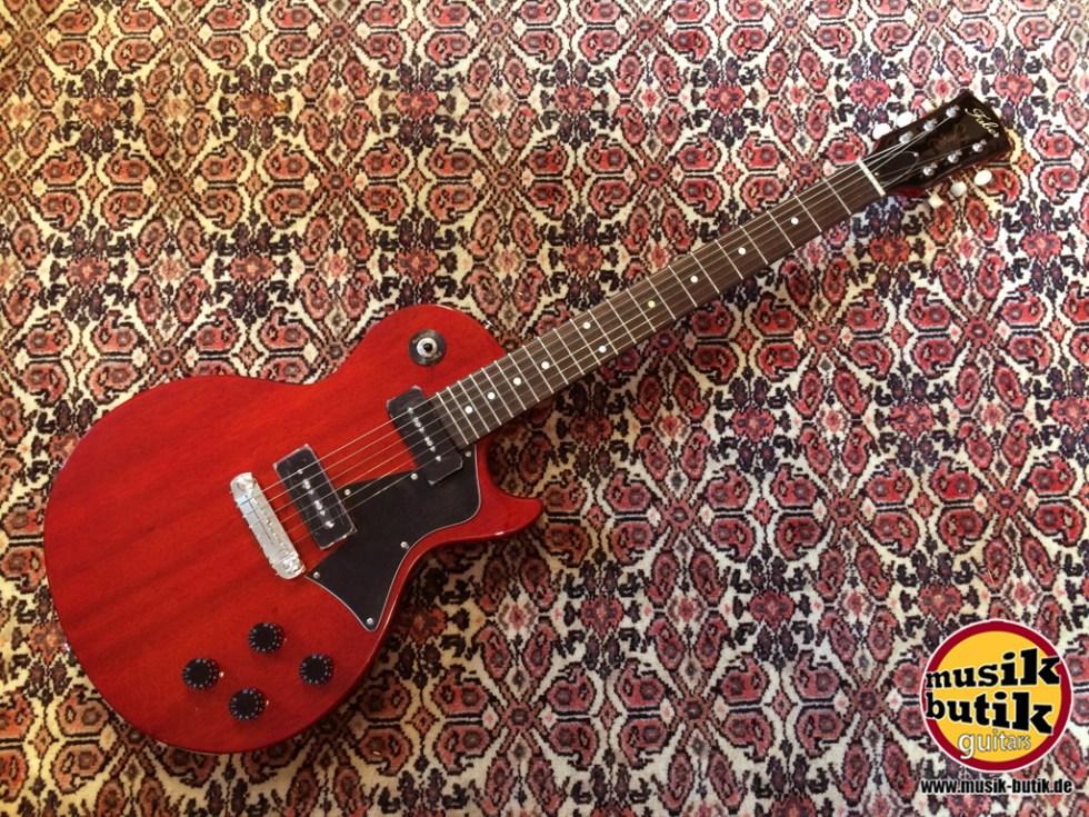 Faber LP Special Modell, Cherry, Single Cut.JPG