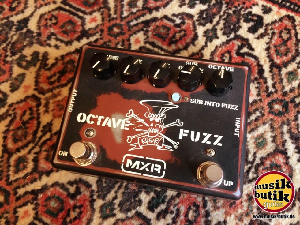 MXR Octave Fuzz