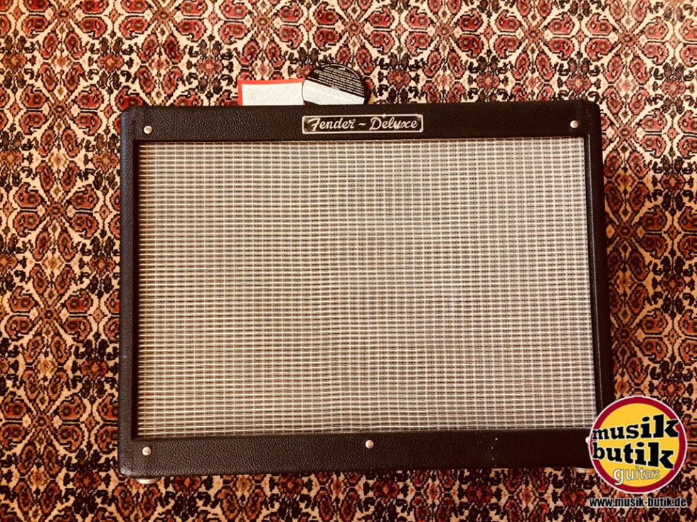 Fender Hot Rod Deluxe 112 Enlosure Black - Vorführmodell 1.jpg