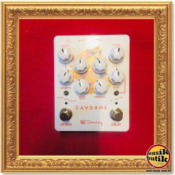 Keeley Caverns Delay Reverb V2 1