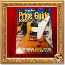 The Official Vintage Guitar Magazine Price Guide 2020