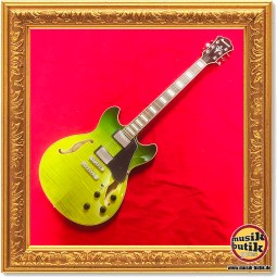 Ibanez Artcore AS73FM-GVG Green Valley Gradation 1