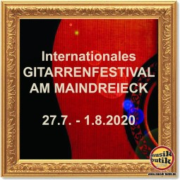 Internationales Gitarrenfestival am Maindreieck