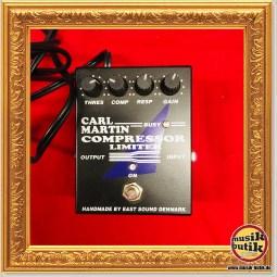 Carl Martin Compressor Limiter 1