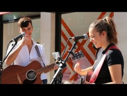 HIS VOICE IS MAGICAL Harry Styles - Watermelon Sugar | Allie Sherlock & Cuan Durkin Cover