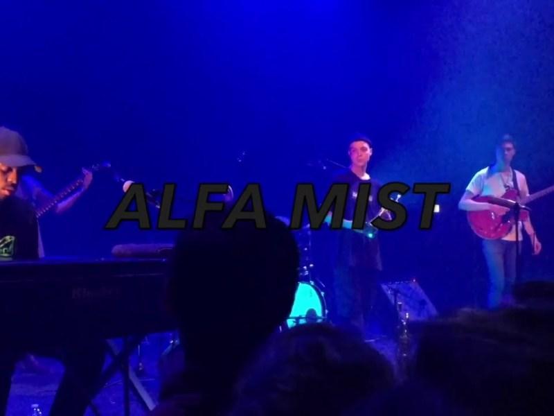 Alfa Mist @ Gorilla