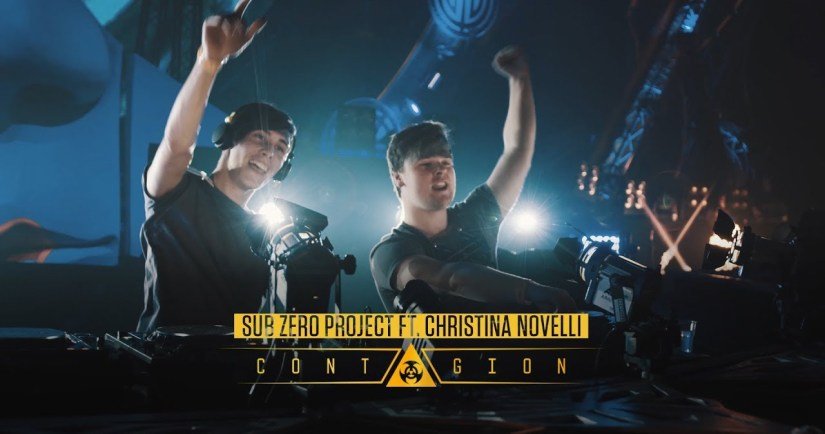 Sub Zero Project ft. Christina Novelli - The Contagion (Official Video)