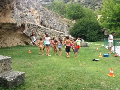 Juegos en la piscina I - MusikalSol 2014