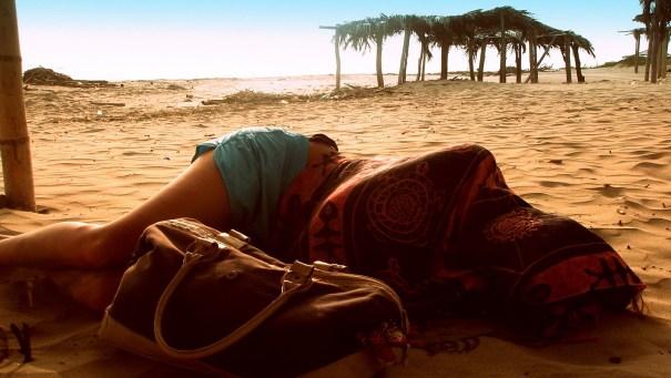 Schlaf in Las Valentinas - all