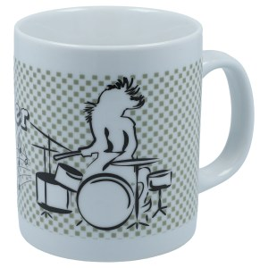 Tasse For Drummers Only