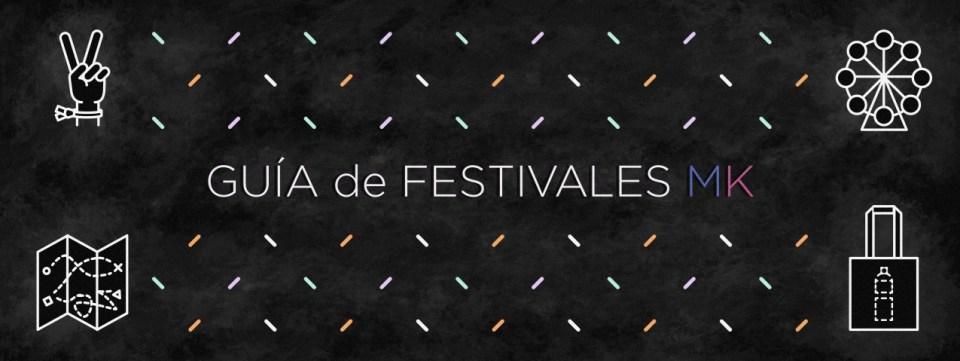Guía de festivales 2014
