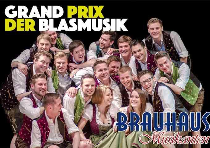 Brauhausmusikanten auf der Brassweek