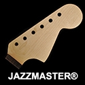 Stock Jazzmaster Necks