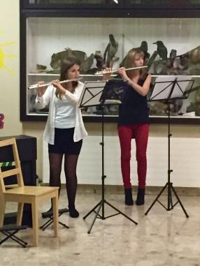 Querflöten Duo